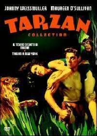 locandina del film TARZAN A NEW YORK