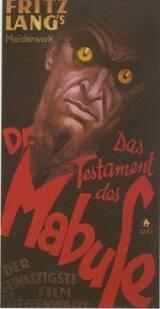 Il Testamento del Dottor Mabuse (1933)