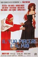 locandina del film IL TUO PIACERE E' IL MIO