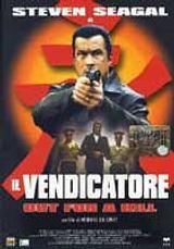 locandina del film IL VENDICATORE
