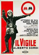 locandina del film IL VIGILE
