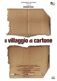 locandina del film IL VILLAGGIO DI CARTONE