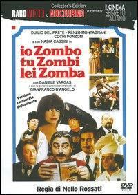 locandina del film IO ZOMBO, TU ZOMBI, LEI ZOMBA