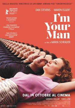 locandina del film I'M YOUR MAN
