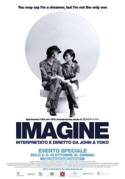 locandina del film IMAGINE (2018)