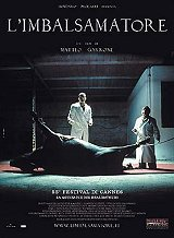 locandina del film L'IMBALSAMATORE