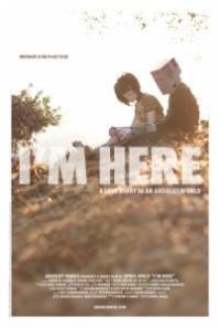 locandina del film I'M HERE