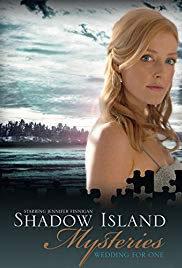 locandina del film I MISTERI DI SHADOW ISLAND MATRIMONIO SENZA LO SPOSO