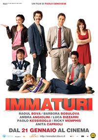 locandina del film IMMATURI