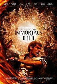 locandina del film IMMORTALS