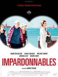 locandina del film IMPARDONNABLES