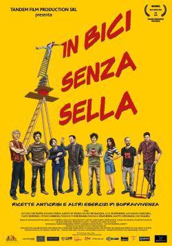 locandina del film IN BICI SENZA SELLA