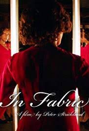 locandina del film IN FABRIC