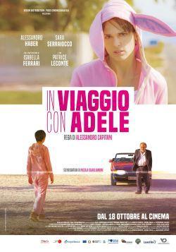 locandina del film IN VIAGGIO CON ADELE