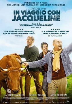 locandina del film IN VIAGGIO CON JACQUELINE