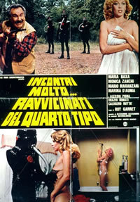 Incontri Molto…Ravvicinati Del Quarto Tipo (1978)