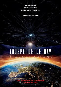 Independence Day: Rigenerazione (2016)