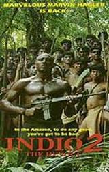locandina del film INDIO 2 - LA RIVOLTA