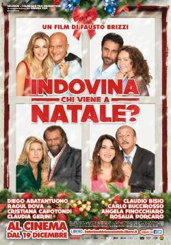 locandina del film INDOVINA CHI VIENE A NATALE?
