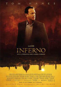 locandina del film INFERNO (2016)