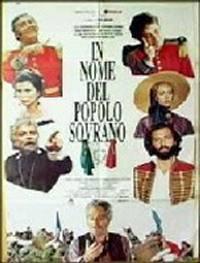 locandina del film IN NOME DEL POPOLO SOVRANO