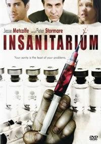 locandina del film INSANITARIUM