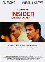 locandina del film INSIDER - DIETRO LA VERITA'