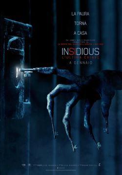 locandina del film INSIDIOUS 4: L'ULTIMA CHIAVE
