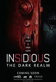 locandina del film INSIDIOUS: THE DARK REALM