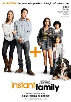 locandina del film INSTANT FAMILY