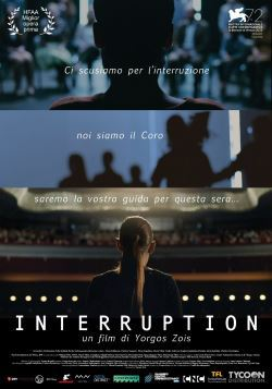locandina del film INTERRUPTION