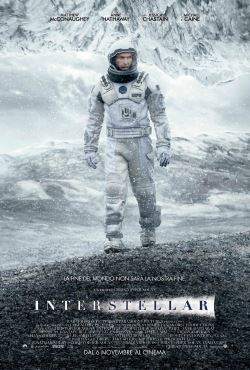 locandina del film INTERSTELLAR