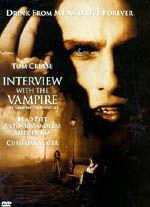 locandina del film INTERVISTA COL VAMPIRO