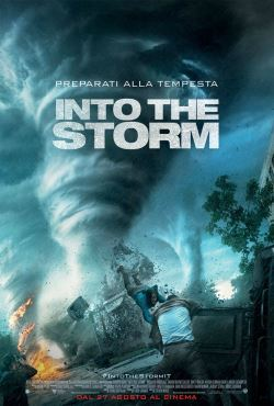 locandina del film INTO THE STORM