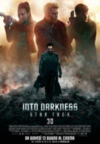 locandina del film INTO DARKNESS - STAR TREK