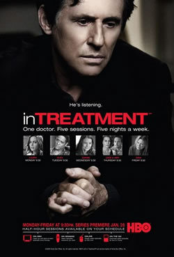 locandina del film IN TREATMENT - STAGIONE 1