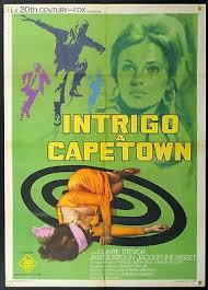 locandina del film INTRIGO A CAPE TOWN