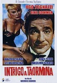 locandina del film INTRIGO A TAORMINA