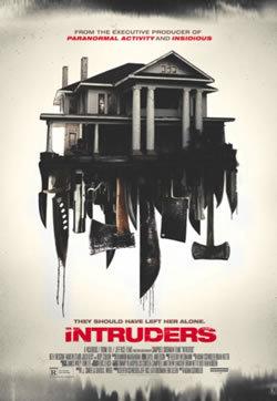 locandina del film INTRUDERS (2015)