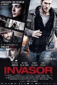 locandina del film INVASOR