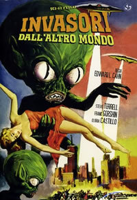 locandina del film INVASORI DALL'ALTRO MONDO