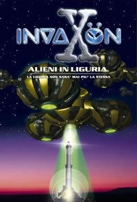 locandina del film INVAXON - ALIENI IN LIGURIA