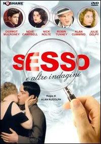 locandina del film INVESTIGATING SEX - SESSO E ALTRE INDAGINI