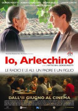 locandina del film IO, ARLECCHINO