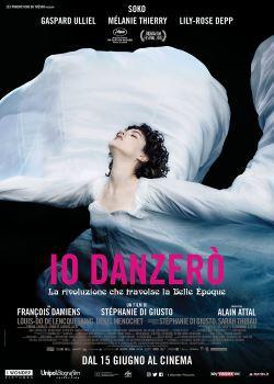 locandina del film IO DANZERO'