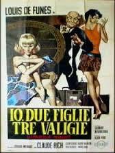 Io, Due Figlie, Tre Valigie (1967)