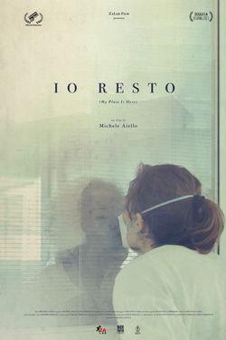 locandina del film IO RESTO