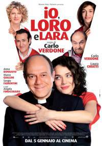 locandina del film IO, LORO E LARA