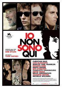 locandina del film IO NON SONO QUI