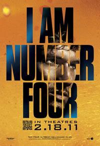 Sono Il Numero Quattro (2011)